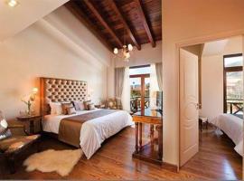 Tagli Resort & Spa, hotel in Arachova