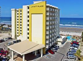 Hyatt Place Daytona Beach-Oceanfront, hotel in Daytona Beach