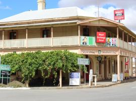 Royal Exchange Hotel, hotel in Burra
