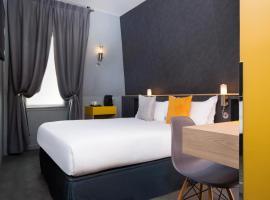 Hotel Alixia, hotel near Arcueil-Cachan Metro Station, Bourg-la-Reine