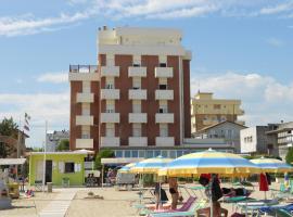 Hotel Driade, hotel in Rimini