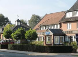 Akzent Hotel Wersetürm'ken, отель в Мюнстере