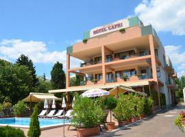 Hotel Capri, отель в Несебре