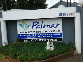 Palmar Hotel, hotel near O.R. Tambo International Airport - JNB,