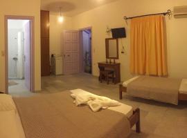 Ermis Koufonissi, accommodation in Koufonisia