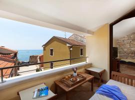 Casa Torci, luxury hotel in Novigrad Istria