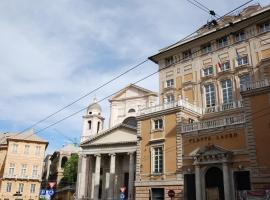 Nunziata Apartment, appartamento a Genova