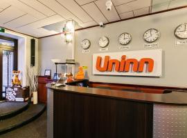 Uninn Hotel Vnukovo, hotel in Vnukovo