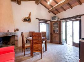 La casina degli olivi, hotel in Seggiano