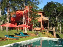 El Soberbio Lodge, hotel in El Soberbio