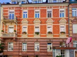 Regina, hotel in Heidelberg