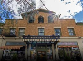 Hotel Congress, pet-friendly hotel in Tucson