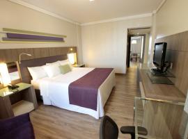Grand Mercure Curitiba Rayon, hotel near Paranaense Museum, Curitiba
