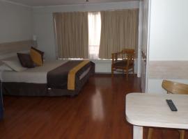 LUIGI'S Apart Hotel, aparthotel en Santiago