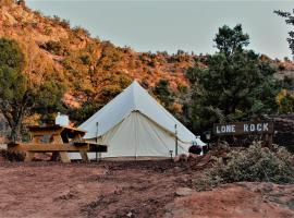 Zions View Camping, vacation rental in Hildale