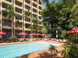 Frontier Hotel Darwin, hotel in Darwin