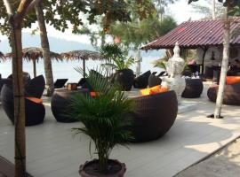The Beach Cafe, guest house in Ko Chang
