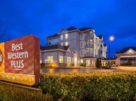 Best Western PLUS Chemainus Inn, hotel in Chemainus