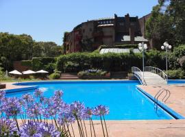 Hotel del Bosque, hotel en Pinamar