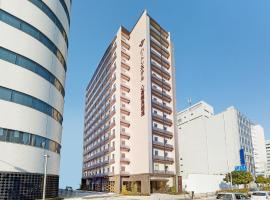 Hearton Hotel Shinsaibashi Nagahoridouri, hotel near Amida Pond, Osaka