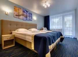 Noorus SPA Inn, hotel a Narva-Jõesuu
