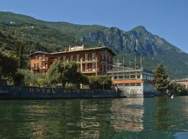 Hotel Gardenia al Lago, отель в Гарньяно