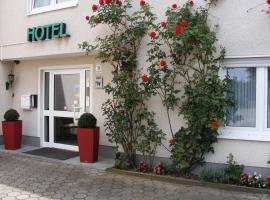 Hotel Schmerkötter, Hotel in Bochum
