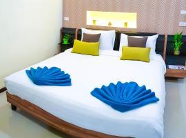 Ambrosial Suites Premium ท่าเรือ แหลมบาหลีไฮ พัทยา, hotel near Bali Hai Pier, Pattaya South