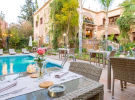Hivernage Secret Suites & Garden, Hotel in der Nähe von: Menara Mall, Marrakesch