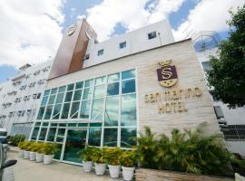 San Marino Hotel, hotel em Paulo Afonso