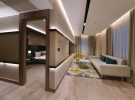 Nish Palace Exlusive Suites, hotel in Asian Side, Istanbul