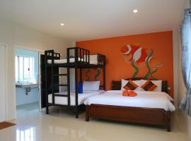 Lanta Smile Beach, guest house in Ko Lanta