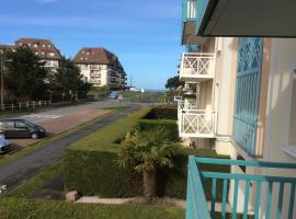 Residence les Hortensias, hotel in Cabourg