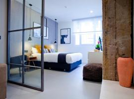 Bilbao Centric Apartments, apartamento en Bilbao