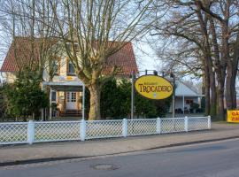 Restaurant Trocadero, hotel near Hannover Airport - HAJ,