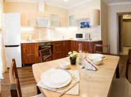 Апартаменты «Мечта 24», апартаменты/квартира в Екатеринбурге