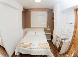 Pension Esquina, hotel in Melide