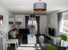 No.5 Ayr Beach - Coorie Doon, apartment in Ayr