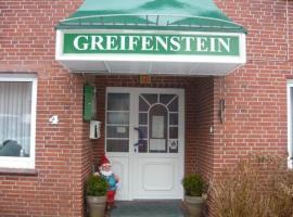 Hotel Greifenstein, Hotel in Norddeich
