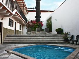 Casa Blanca Tequisquiapan, hotel en Tequisquiapan
