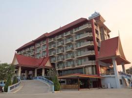 Toh Buk Seng Ayutthaya Hotel, отель в Аюттхае