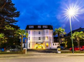 Connaught Lodge, hotel em Bournemouth