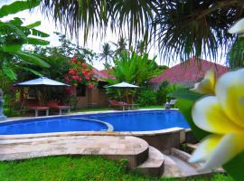 Suka Sari Cottages, beach hotel in Pemuteran