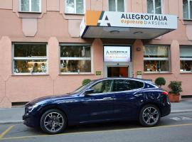 Allegroitalia Espresso Darsena, hotel perto de Darsena, Milão