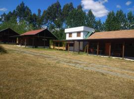 Cabañas Tornagaleones Villarrica, resort village in Villarrica