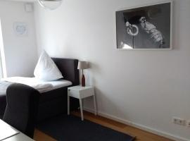Tohuus VonHarten, guest house in Hamburg