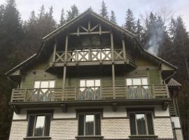 Hygge, отель в Татарове