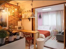 ホンデ ミン ハウス、ソウルのアパートメント