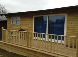 Chalet 3, self catering accommodation in Seaton