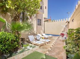 Résidence Al Ounsse, hotel in Marrakesh